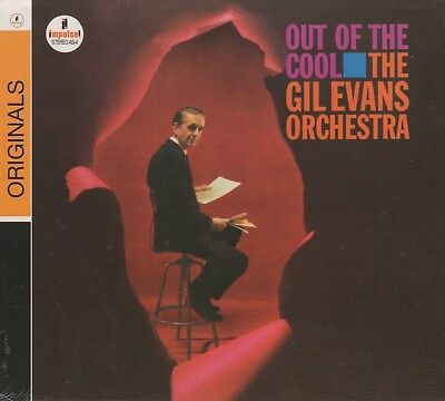 JAZZ  Gil Evans   -   Out of the Cool   [CD]