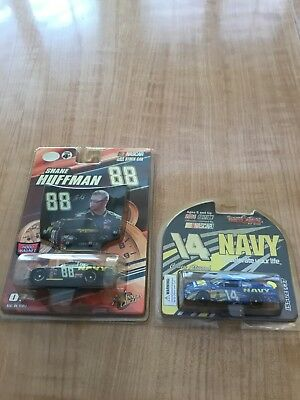 US Navy 1:64 Nascars New In Package From 2004 & 2007