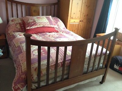 Edwardian Antique Bed