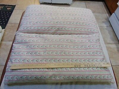 Pair Old Feather Pillows