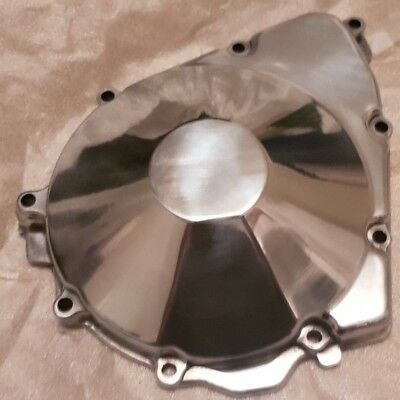 Suzuki Gsxf 600 F Gsx-F Polished Engine Case Generator Cover Stator Case
