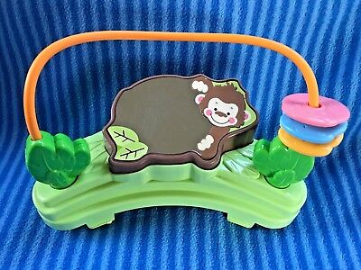 Fisher Price Jumperoo Monkey Mirror Toy Replacement Part