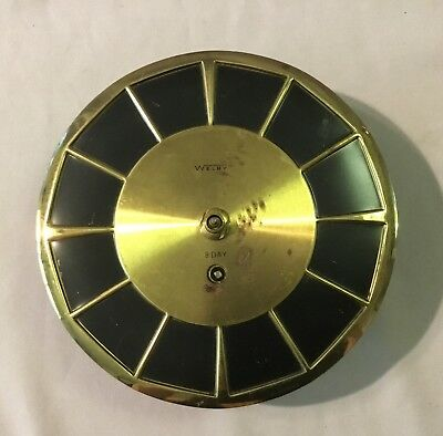 Welby 8 Day Clock Movement and Dial
