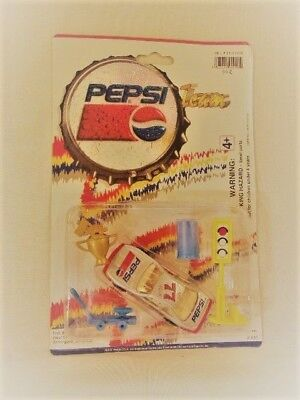 PEPSI TEAM  #77 Jimmy Peck Car & Accessories Golden Wheel #02-01-19272A NEW