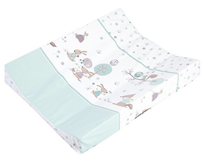 Double Wedge Baby Changing Mat, Size 50/65 cm Various Designs