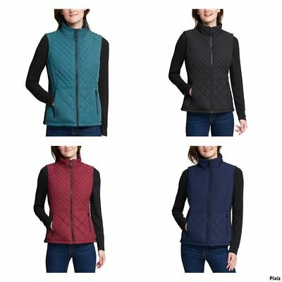 3ac540c389b ANDREW MARC LADIES  Quilted Vest (Select Color   Size)     NEW ...