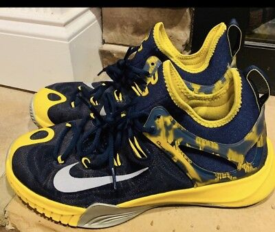 e050a4d7cf4c Nike Zoom Hyperrev 2015 Men s Shoes Paul George PE 705370-407 Limited First  Shoe