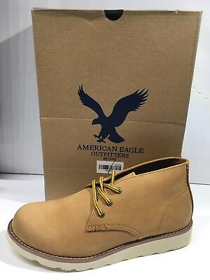 a7676062e92 AMERICAN EAGLE OUTFITTERS Men's Leather Boots US Sz 11 - $59.99 ...