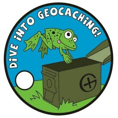 Pathtag  18475  -   Frog   Ammo Can   -geocaching/geocoin/Extagz alt. *Retired*