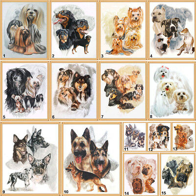 Super Dog Full Drill DIY 5D Diamond Painting Embroidery Cross Stitch Kit Art Pug