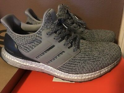 b34ac000130a7 ADIDAS ULTRA BOOST 3.0 Silver Pack Super Bowl LTD -  100.00