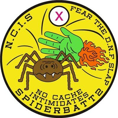 Pathtag  24948  -   Spider   -geocaching/geocoin/Extagz alt.  *Retired*