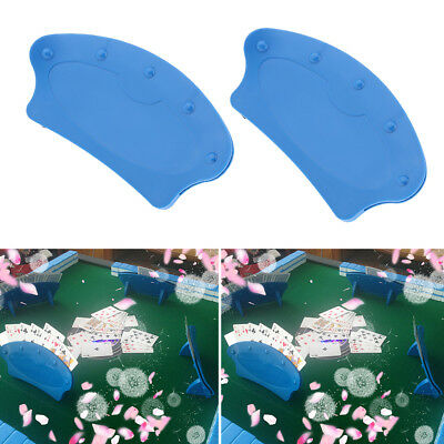 Baoblaze 2pcs Hand Free Playing Card Holder For Elderly Adults Disabled