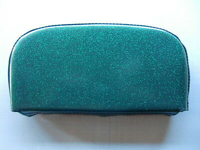 Green Metalflake Scooter Back Rest Cover (Purse Style)