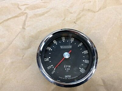Smith Tourenzähler/rev counter for Laverda S/SF up to 1971 and SFC