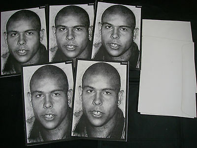Job lot Monocromatic Vintage RONALDO Greeting cards  NEW hUGE Bargain CLEAROUT