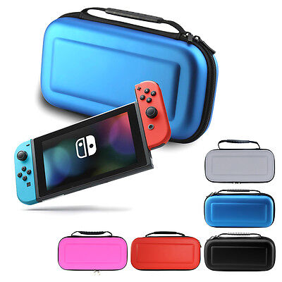 Hard Shell Carrying Case Protector Travel Storage Cover Bag For Nintendo Switch