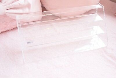 3 Tier Acrylic Nail Polish Rack and Beauty Organiser (Used)
