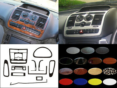 MERCEDES VITO / VIANO W639 2003-2014 - Dash Trim Kit RHD - 15 colours