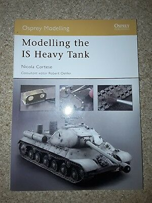 Modelling the IS Heavy Tank / OSPREY MODELLING No.9