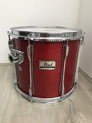 Rare! PEARL BLX 14'' Tom In Sequoia Red - Excellent Condition!