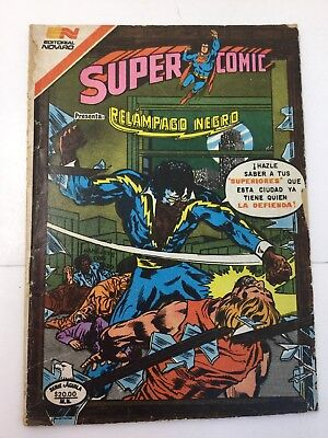 1984 Serie Aguila #2 - 339 Super Comic Superman Spanish Mexican Novaro Comics