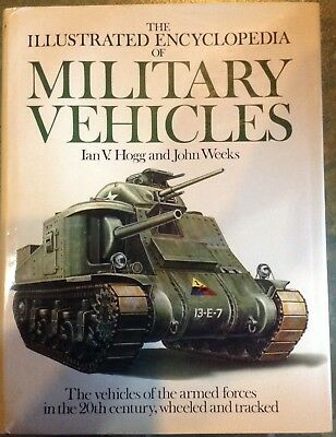 Illustrated Encyclopaedia of Military Vehicles