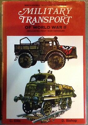 Military Transport Of World War II Including Post War Vehicles