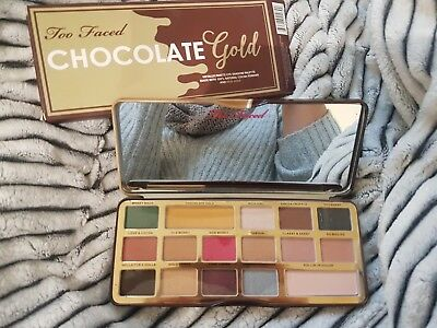 Too Faced Chocolate Gold