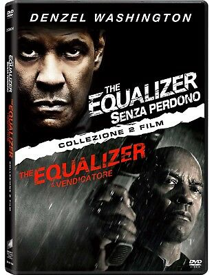 Equalizer Collection (2 Dvd) - Equalizer (The) (DVD) Italian Edition |New|