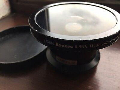 Epoque DCL-20 0.56X Underwater Wide Angle Conversion Lens