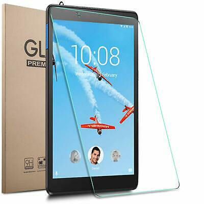 [2 Pack] TabletHutBox Tempered Glass Screen Protector for Lenovo TAB E8 2018