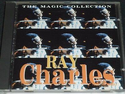 RAY CHARLES - HIT THE ROAD JACK - THE BEST OF - CD-Album