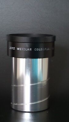 Leitz Colorplan 90mm f2.5 projector lens