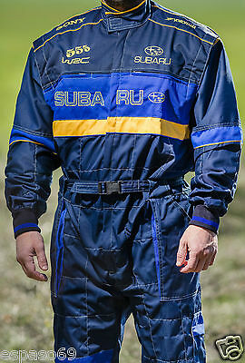 Mechanic Overall -Workwear Coverall SUBARU with embroidered logo NEW PROMO