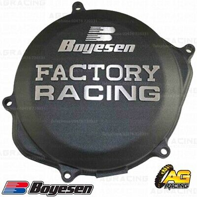 Boyesen Factory Racing Clutch Black Cover For Honda CRF 450R 2009-2016