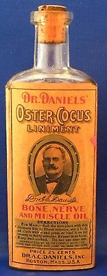 Dr. Daniels' Veterinary Oster Cocus Liniment