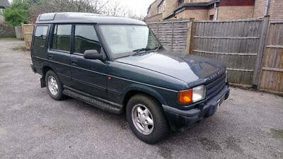 land rover discovery 1 300tdi Auto 1996 P