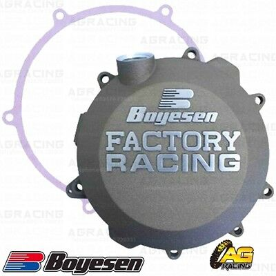 Boyesen Factory Racing Magnesium Clutch Cover For KTM EXC SX Husqvarna TC TE