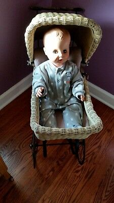 1920's Baby Buggy