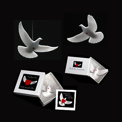 HOME ALONE VALENTINE DOVES New version by JOHN PERRY who made them for the movie