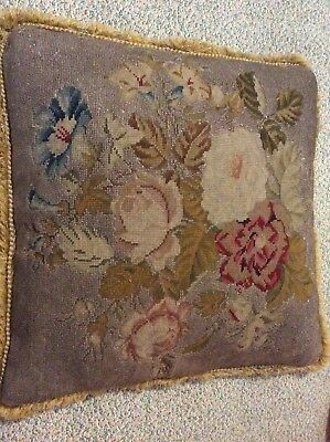 Antique Tapestry Cushion