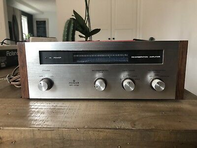 PIONEER SR-202W REVERB AMPLIFIER Works Great!!!