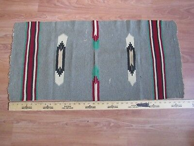 Old Mexican Zapotec Blanket