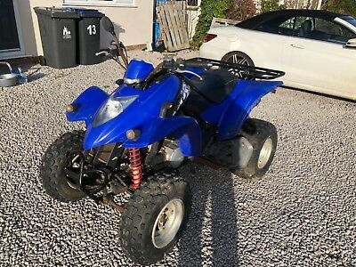 Kymco Quad Bike 250cc Engine. Quadbike Project