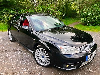 Ford Mondeo 3.0 V6 24V**ST 220**1Owner Since 2007,12 Stamps,Red Recaro's,STUNNER