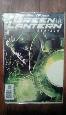 Green Lantern#1 Rebirth Dc Comics