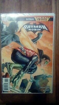 Batman And Robin #1 Reborn Dc Comics