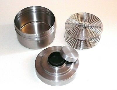 Stainless Steel Developing Tank & spiral - 35mm