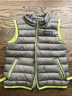 Patagonia Baby Down Sweater Vest 60508 Size 2t 5096 Picclick